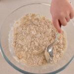 salt dough mixture