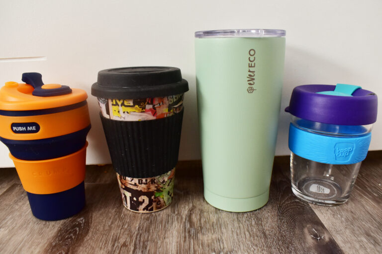 my reusable cups