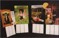 Lithograph Case Cards