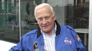 Buzz Aldrin interview