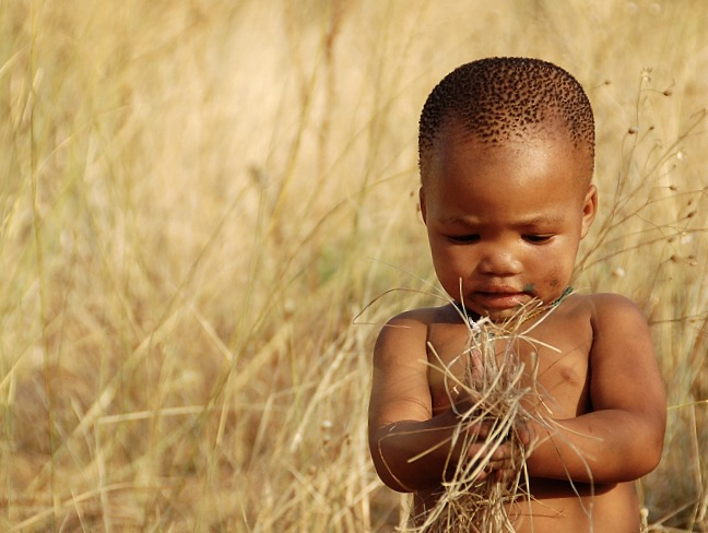 Botswana Child