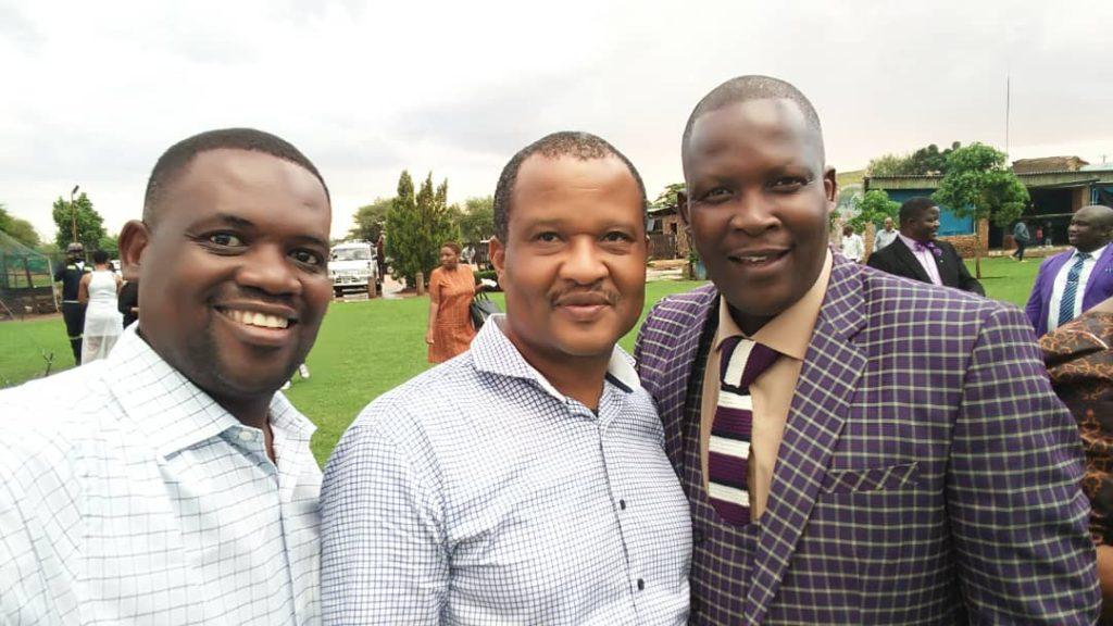 African guys