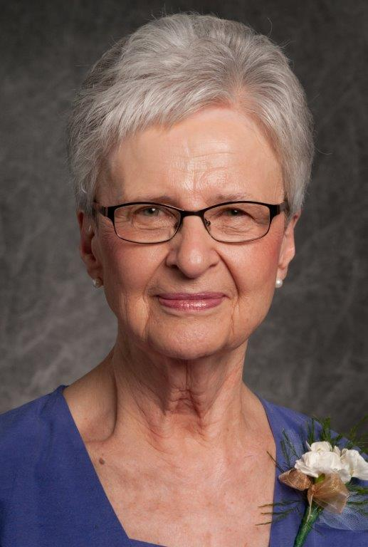 Remembering Sr. Rosemarie Burian