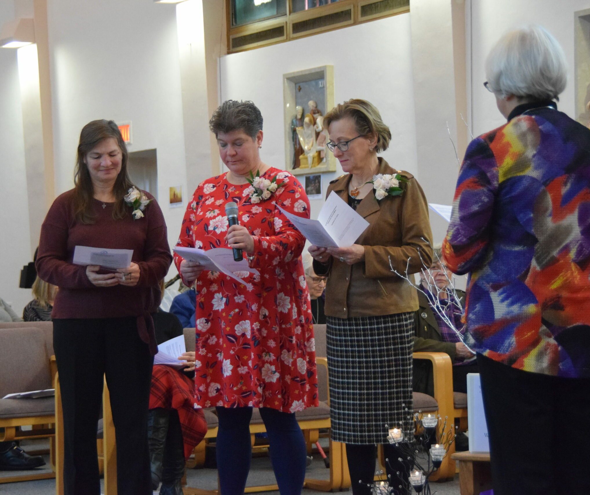 Welcome To Three New Covenant Companions