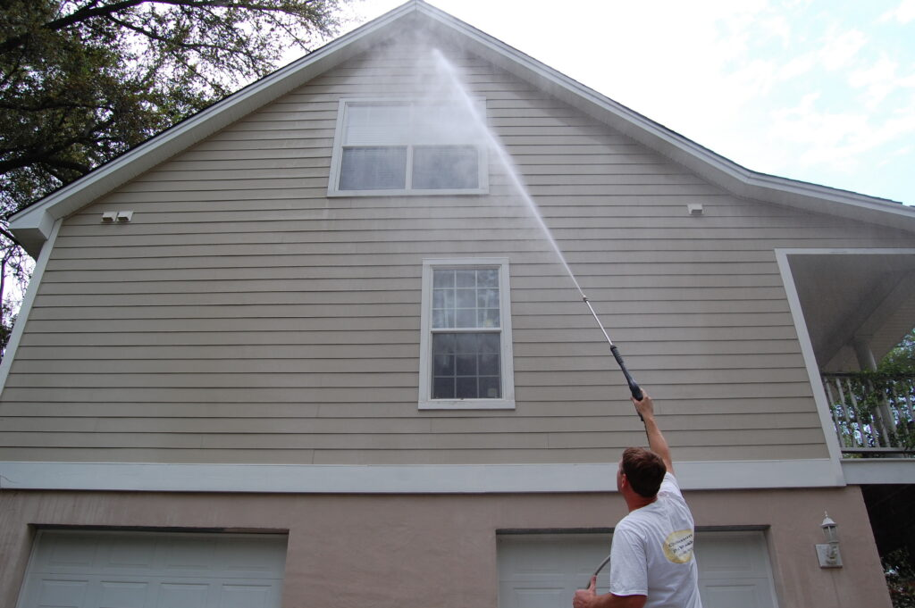 home power washing services Detroit MI