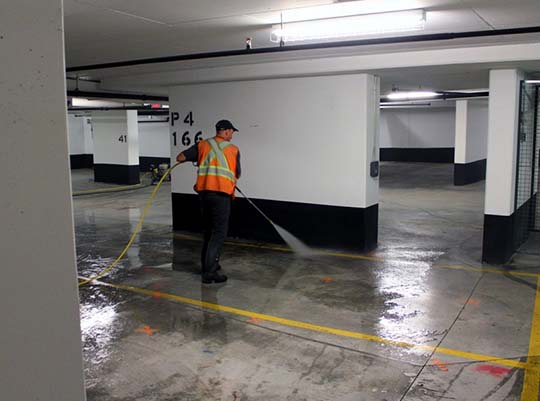 pressure washing metro Detroit MI