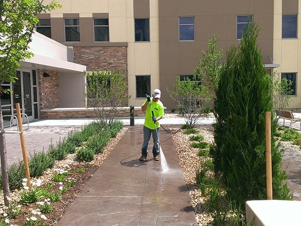 sanitizing and disinfection for public places