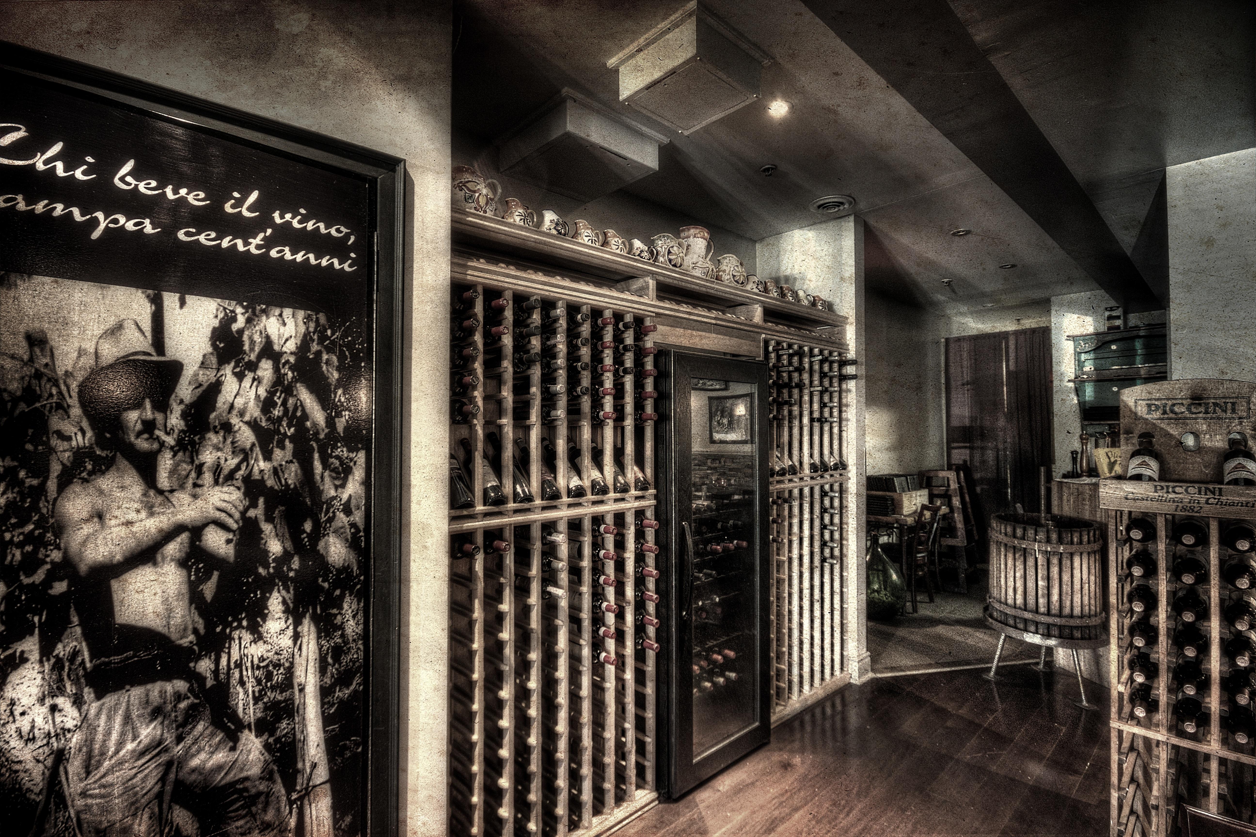 Interior - Bucadibacco