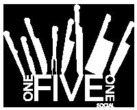 One Five One Social Logo - Bucadibacco