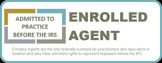 Enrolled Agents are the only federally licensed tax practitioners who specialize in taxation and also have unlimited rights to represent taxpayers before the IRS.