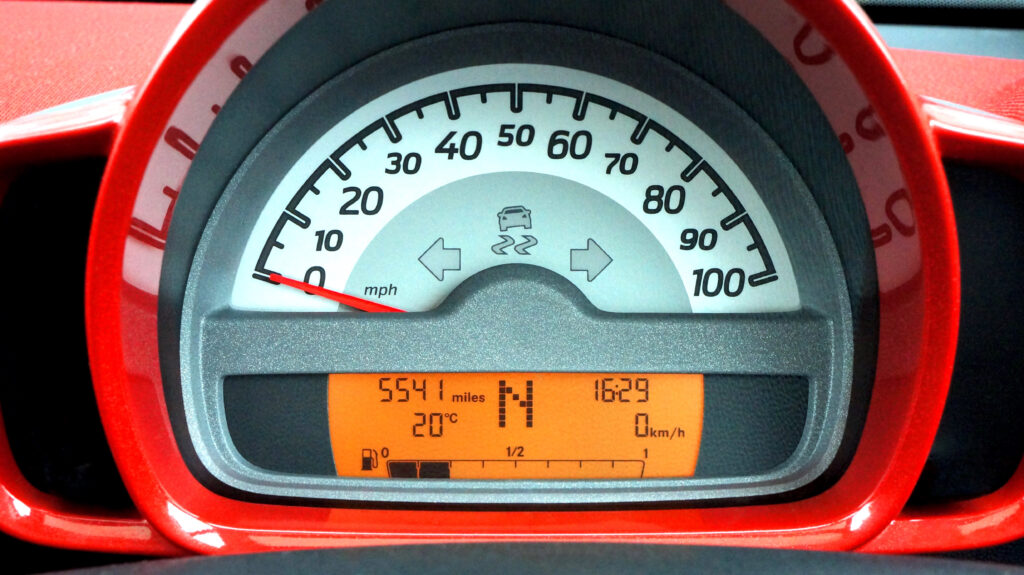 IRS May Require Odometer Readings with the Mileage Rate