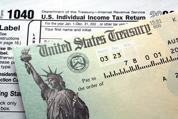 New Tax Laws Passed at End of 2019 may increase your tax refund.