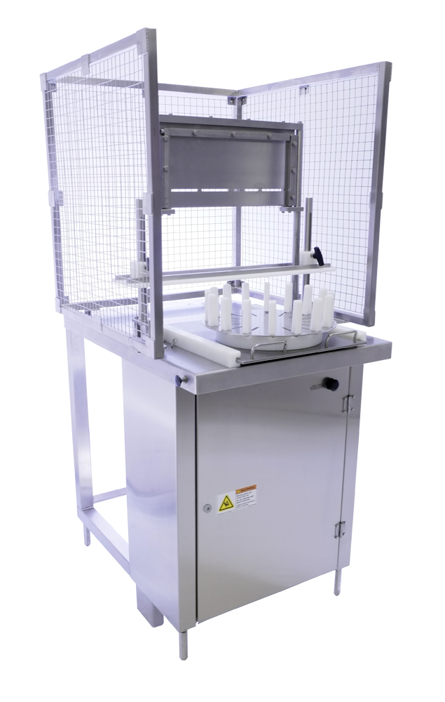 Industrial Cheese Portioning - 5-AF-CW