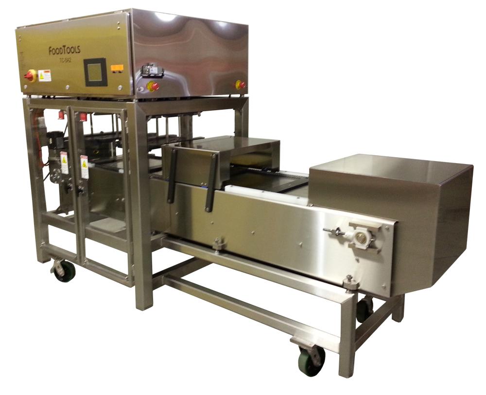 Continuous Tortilla Chip Cutter - TC-5A2