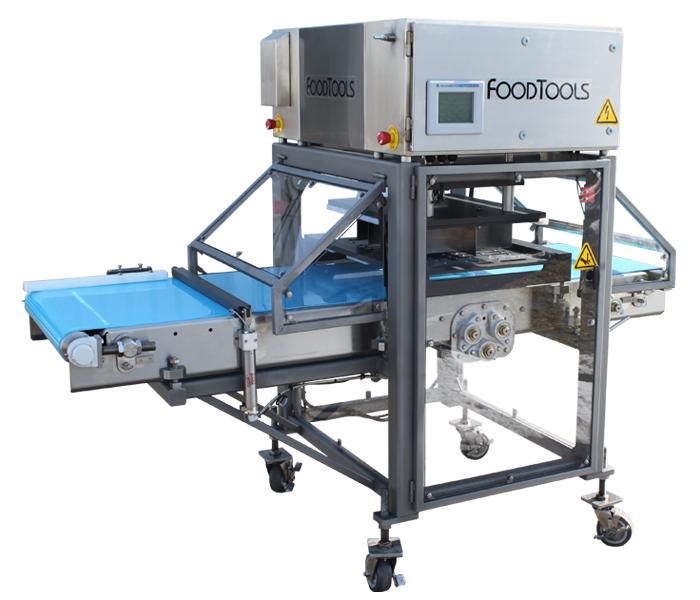 Pizza and Lasagna Cutting Machine - ACCUSLICE-100PC-1A
