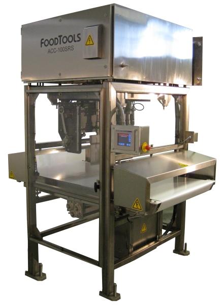 Ultrasonic Swiss Roll Slicer - ACCUSONIC-100SRS