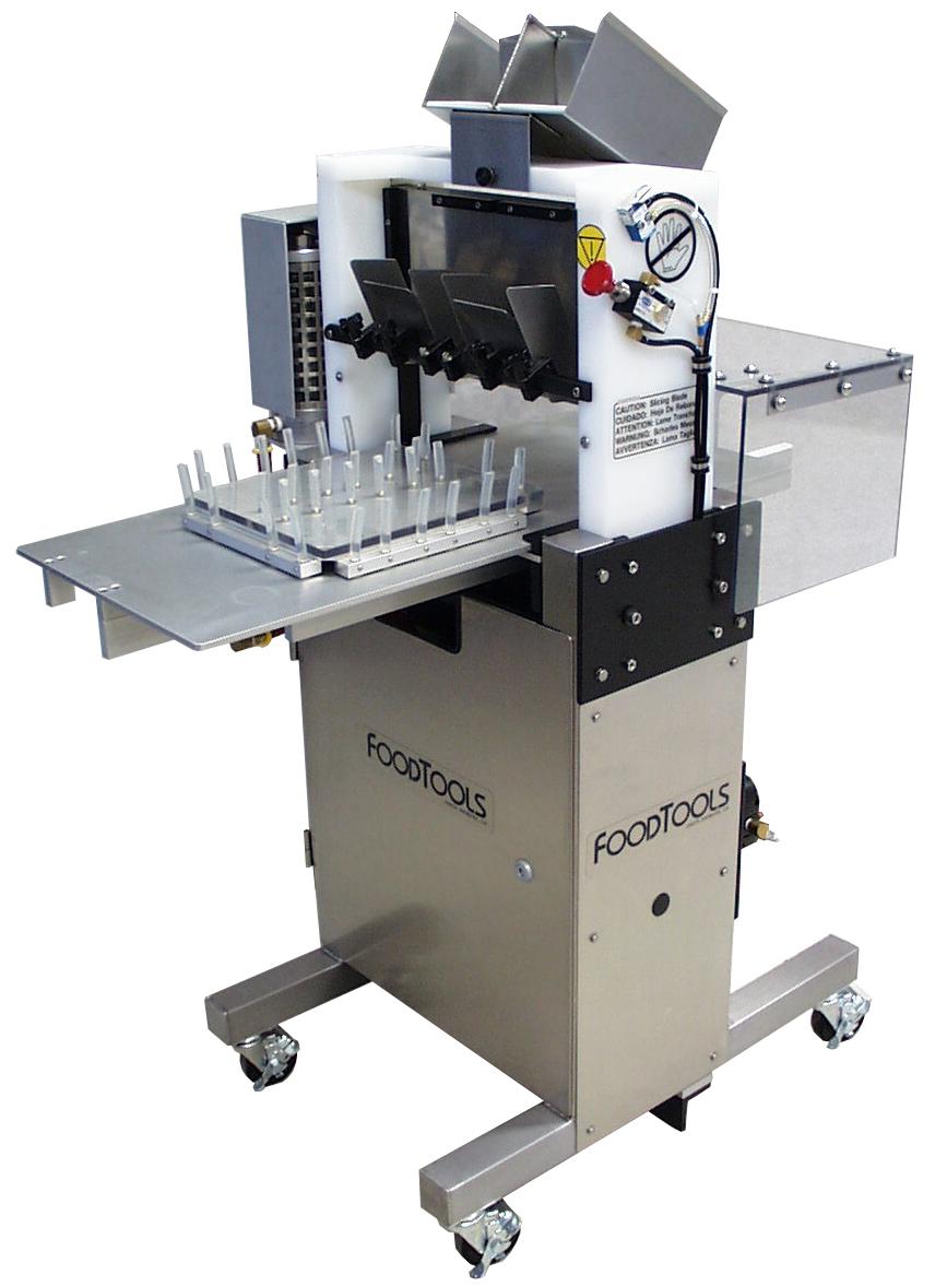 Pound Cake Slicing Machine - CS-4ABC