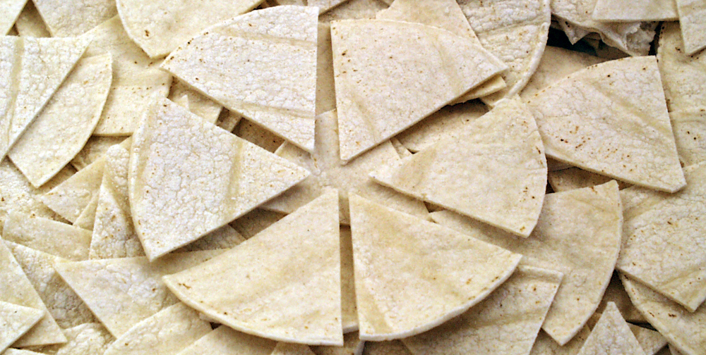 Industrial Tortilla Slicing FoodTools