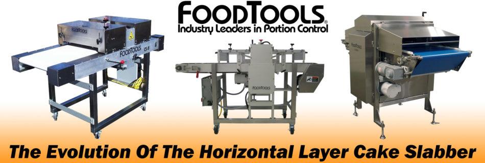 Horizontal Layer Cake Cutting Machine