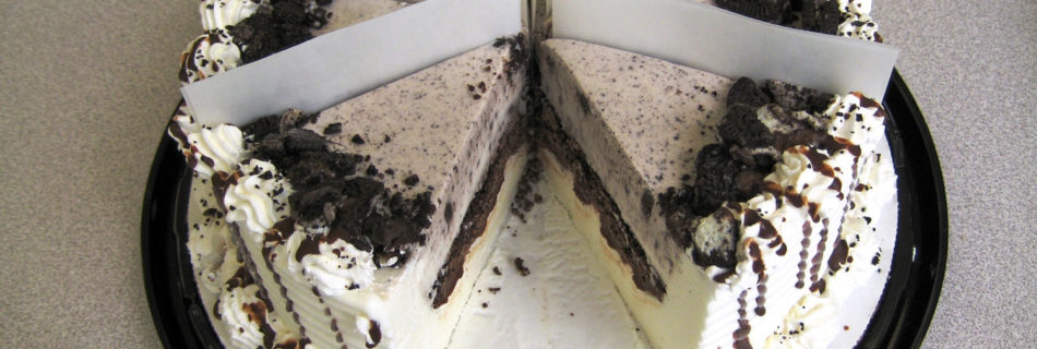 Beat the Heat with Ice Cream Cake