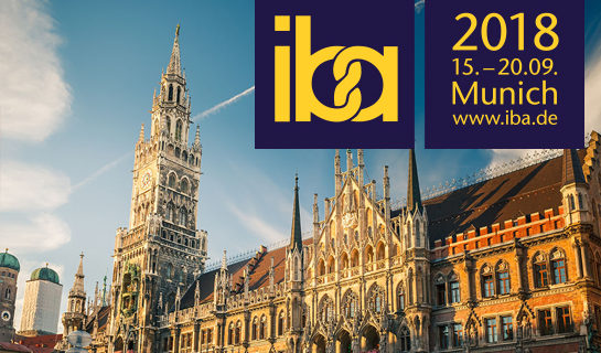 Free Entrance Tickets to iba Münich 2018