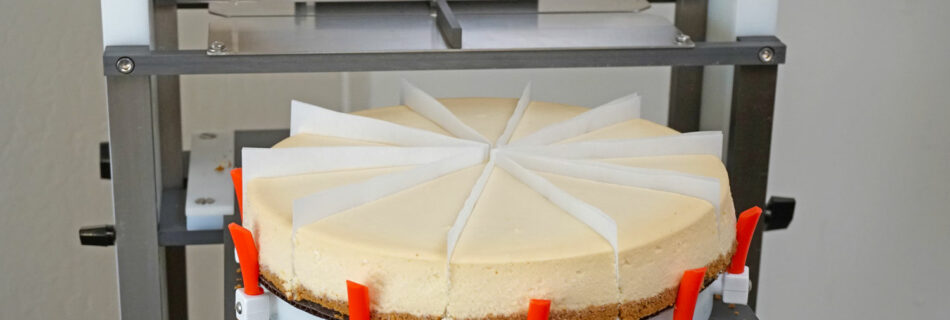 Cheesecake Cutter