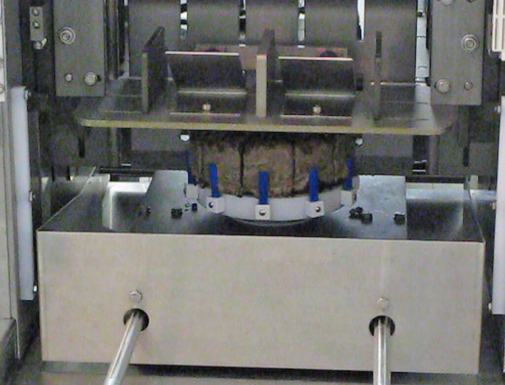 Ice Cream Cake Cutting Machine - Ultrasonic