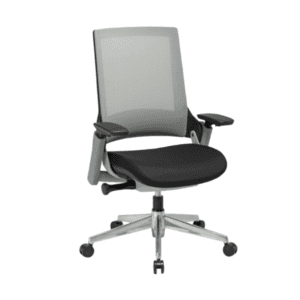 Titan Two-Tone Mesh Chair