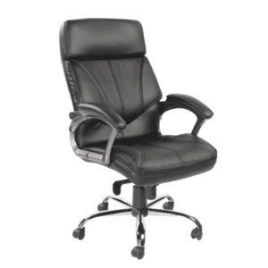KB-9621-BIG Black High Back Executive Chair