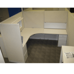 Steelcase 9K Enhanced 6 x 6 or 6 x7.5 Cubicle