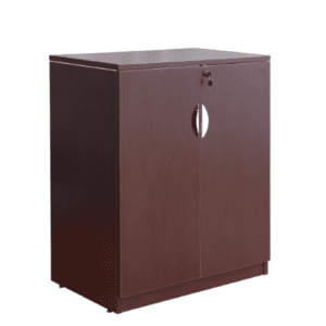42 Inch Tall Storage Cabinet - 5 Colors
