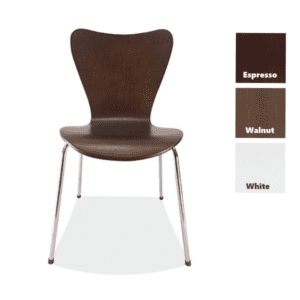 Bleecker Chair - Espresso - 3 Colors