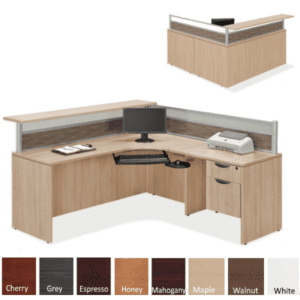 Performance Reception Desks