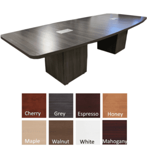 Cube Base Conference Table