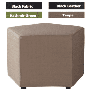 Shapes Collection - Pentagon - Taupe - 4 Colors