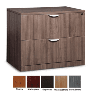 Ultra 2-Drawer Lateral File Cabinet