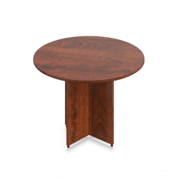 Ultra 42 Inch Round Table - Cherry