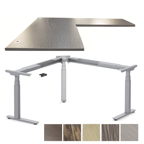 Deluxe Designer Electric Height Table