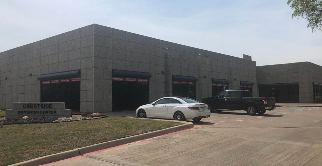 Dallas Office Furniture Storefront