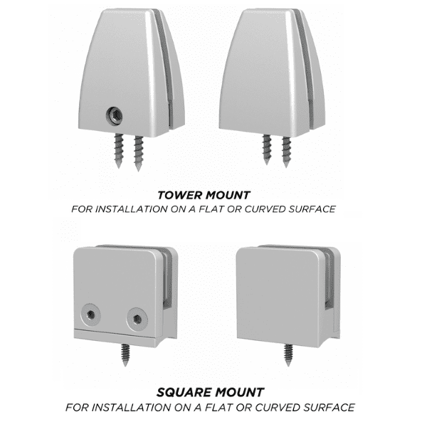 Stackers - Mounting Brackets
