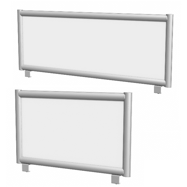 Terrace Dry Erase Whiteboard Panels
