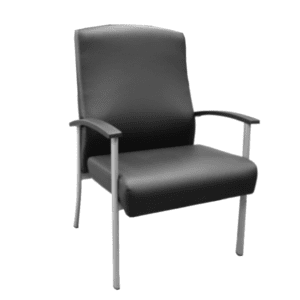 ET-6003-BK Titan High Back Guest Chair