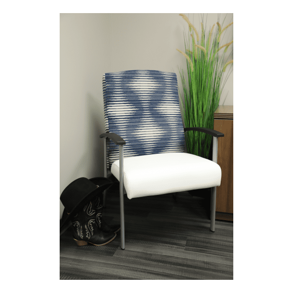 Custom bariatric chair