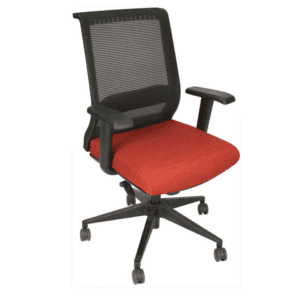 HU-X15 Synchro-Tilt Mesh Back Task Chair