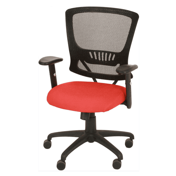 KB-8920 Mesh Back Office Chair - Grade B Fabric Seat