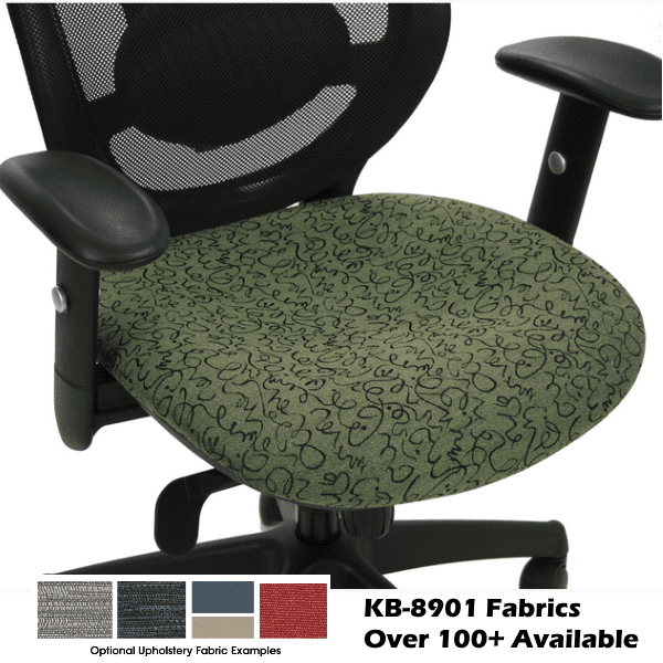 100s of Seat Fabrics Available