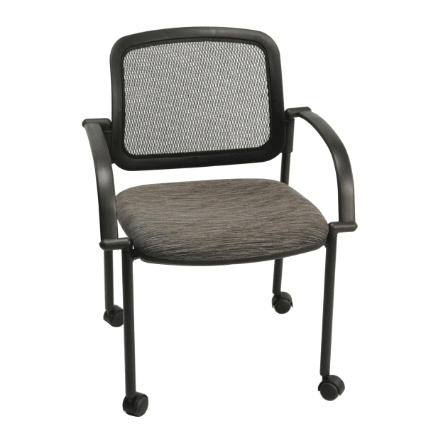 SX-W4067C Mobile Mesh Back Training Chair