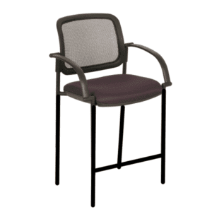 SX-W4067H Cafe Height Mesh Back Cafe Chair or Stool