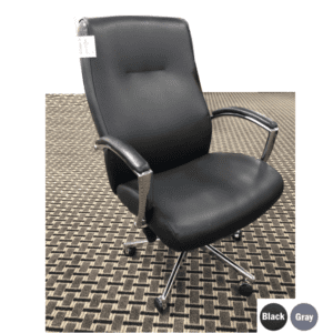 Contour High Back Knee Tilt Executive Chair