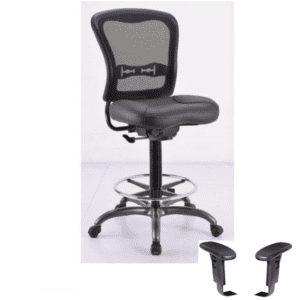 With or Without Adjustable Armrests